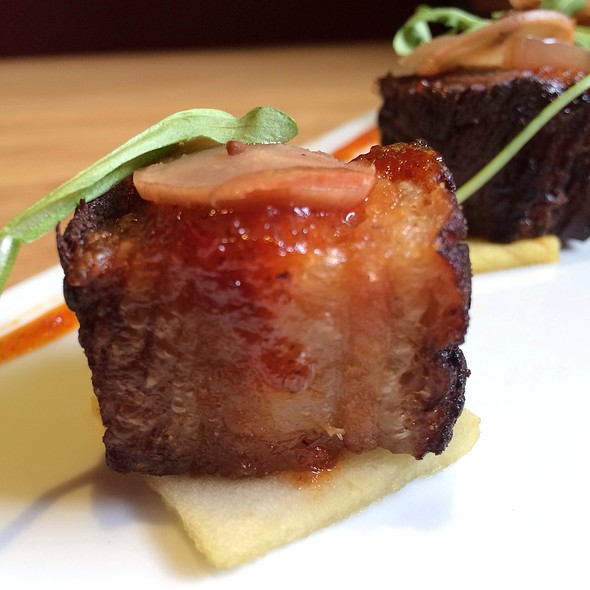 Bbq Glazed Pork Belly - Providence - New American Kitchen, Kansas City, MO