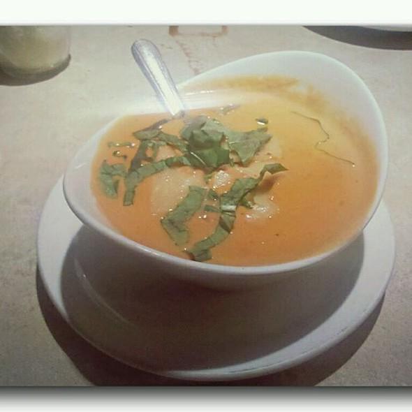 Tomato Basil Soup - Leucadia Pizzeria & Italian Restaurant, San Diego, CA