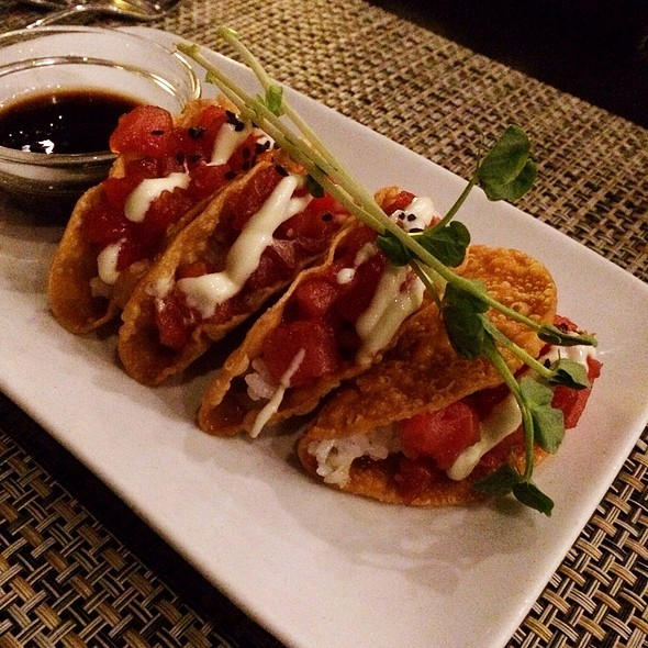 Ahi Tuna Tacos - Boathouse - Port Moody, Port Moody, BC