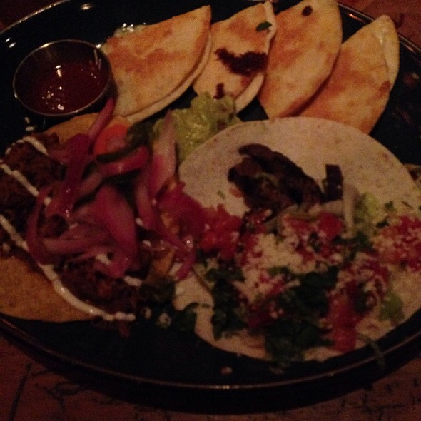 Durango Combo Platter - Rocco's Tacos & Tequila Bar - Fort Lauderdale, Fort Lauderdale, FL