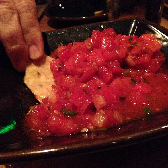 Fresh Salsa - Rocco's Tacos & Tequila Bar - Fort Lauderdale, Fort Lauderdale, FL