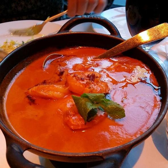 Prawn Curry - Veeraswamy, London