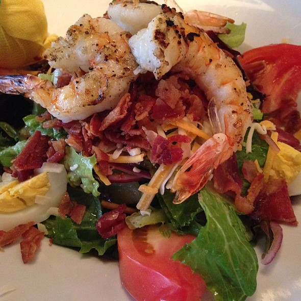 Cobb Salad - Oceanos Restaurant, Fair Lawn, NJ
