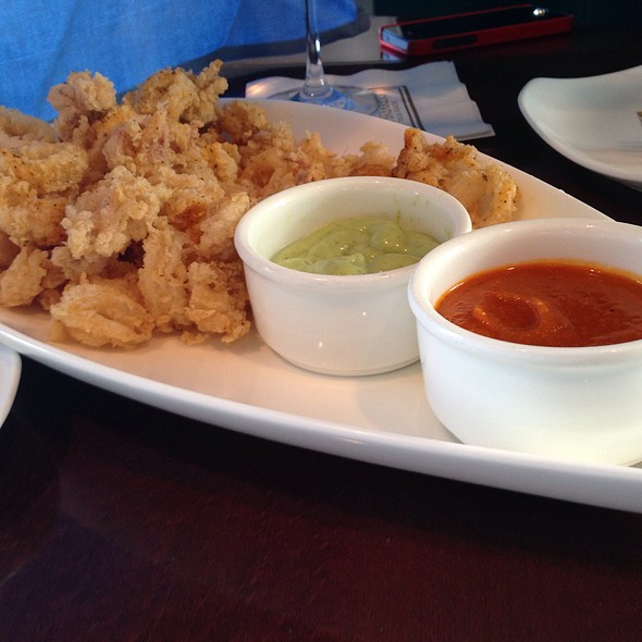 Fried Calamari - The Breakers Holiday Events, Palm Beach, FL