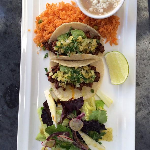 Tacos al Pastor - Viva Santa Barbara Modern Mexican, Santa Barbara, CA