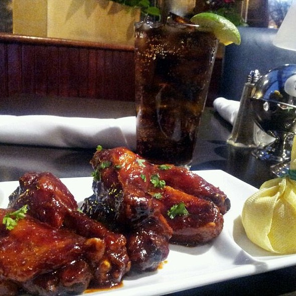 Chipotle Lemongrass Wings - Balto Tavern & Tap - Sheraton Baltimore City Center, Baltimore, MD
