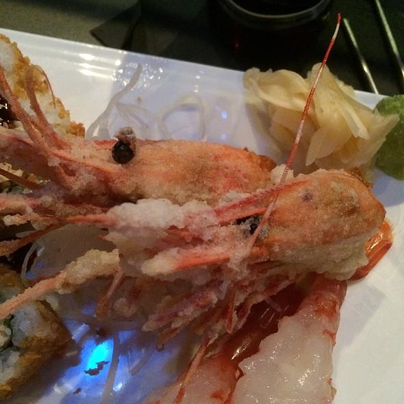 fried shrimp heads - Blue Sushi Sake Grill, Denver, CO