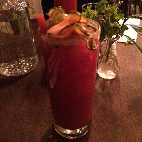 Bloody Mary - The Smile, New York, NY