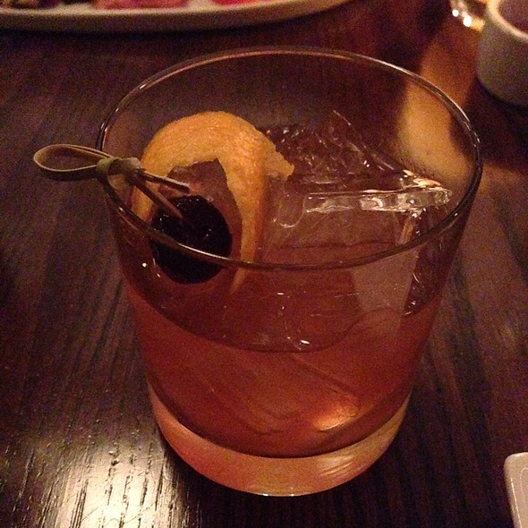 Ballard Old Fashion - Volterra, Seattle, WA