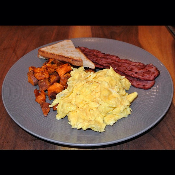 Breakfast Plate - Fare Restaurant, Philadelphia, PA
