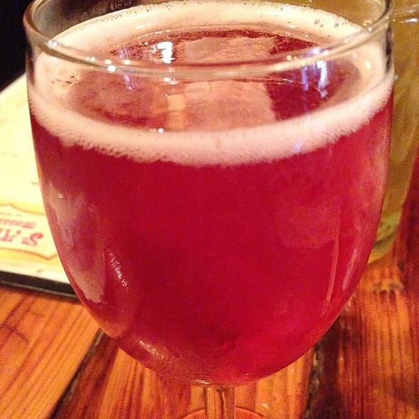 Strawberry Mimosa - St. Arnold's Mussel Bar - Dupont, Washington, DC