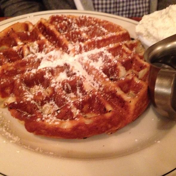 Belgian Waffle - St. Arnold's Mussel Bar - Dupont, Washington, DC