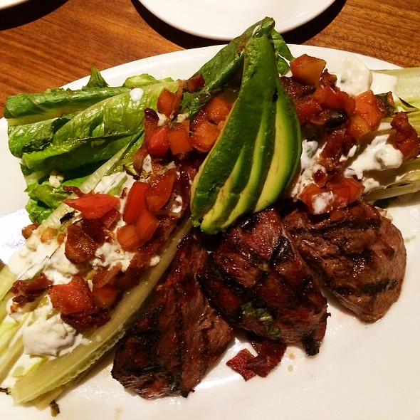 Steak Salad - BeachHouse bar + grill, Kirkland, WA