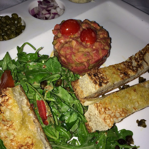 Sirloin Steak Tartare - Abe and Louie's - Boca Raton, Boca Raton, FL