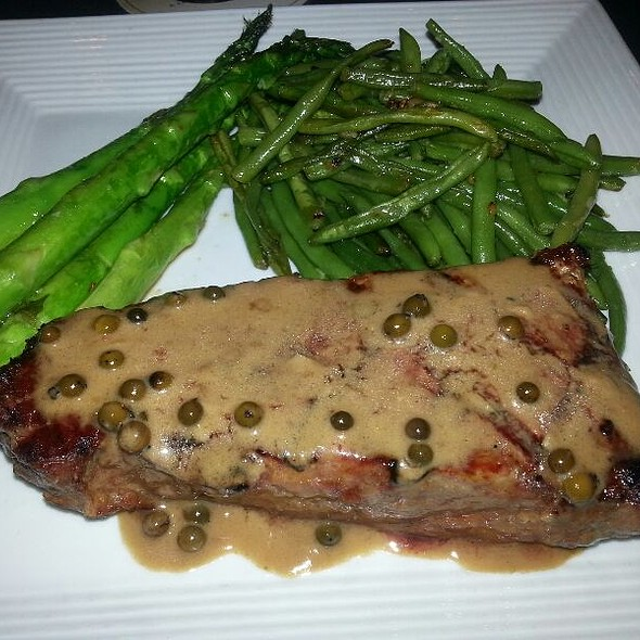 Ny Sirloin Steak - Urban Plum, Secaucus, NJ
