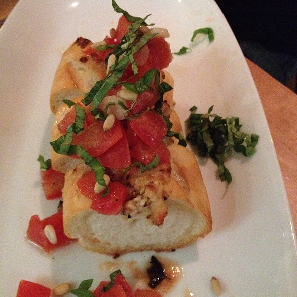 Mozzarella Stuffed Bruschetta (Appetizer) - bb's restaurant and bar, Jacksonville, FL