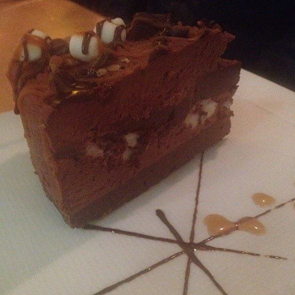 Flourless Rocky Road (Cake) - bb's restaurant and bar, Jacksonville, FL