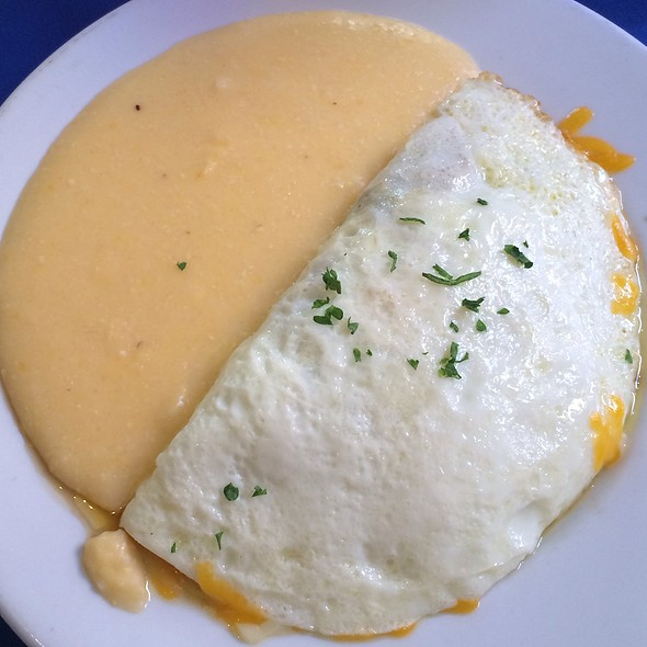 J. R. Denver Omelette - The Blue Fish Restaurant, Jacksonville, FL