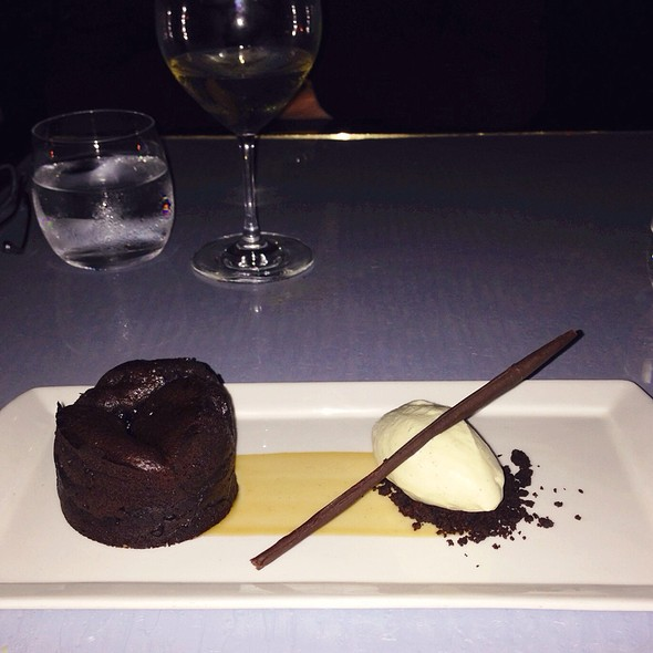 Amedei Chocolate Cake - Scarpetta - Fontainebleau Miami Beach, Miami Beach, FL