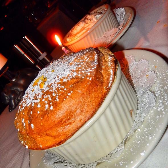 grand marnier souffle - Morton's The Steakhouse - Las Vegas, Las Vegas, NV