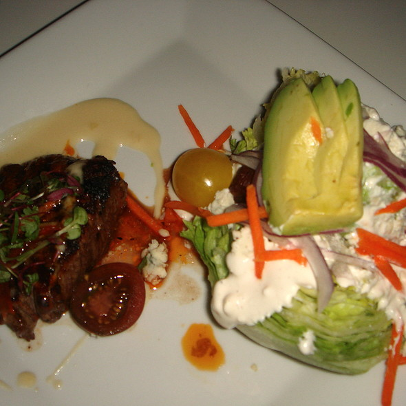 Petite Filet Mignon and Wedge Salad - Jake's - Palm Springs, Palm Springs, CA