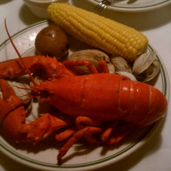 Clam Bake - Durgin Park, Boston, MA
