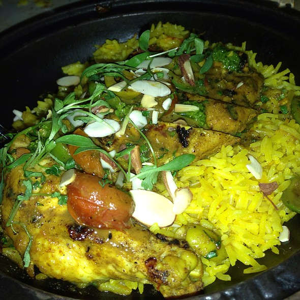 chicken tagine - Cleo - Hollywood, Los Angeles, CA