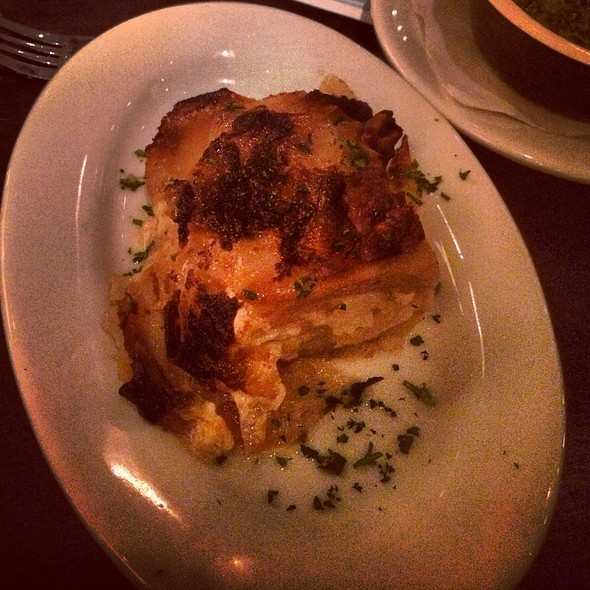 Potatoes Au Gratin - Wildfire - Tysons, McLean, VA