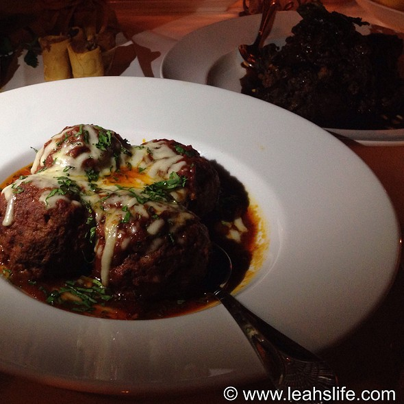 Meatballs - Davio's - Boston, Boston, MA