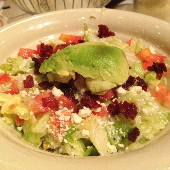 Chopped Salad With Avocado - Maggiano's - Tampa, Tampa, FL