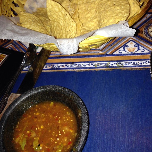 Chips and Salsa - Patron's Hacienda, Chicago, IL