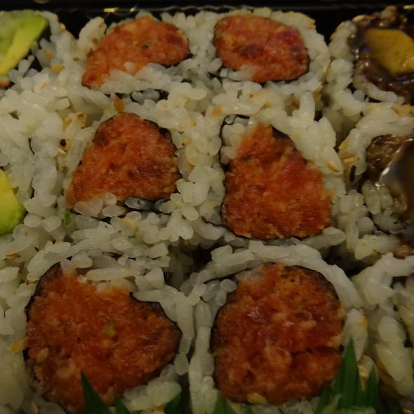 Spicy Tuna Roll - Fuji Sushi, New York, NY