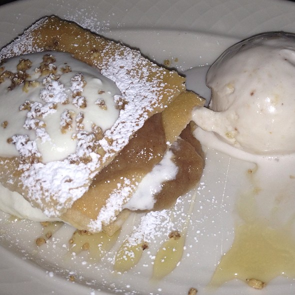 Apple Baklava - MP Taverna - Irvington, Irvington, NY