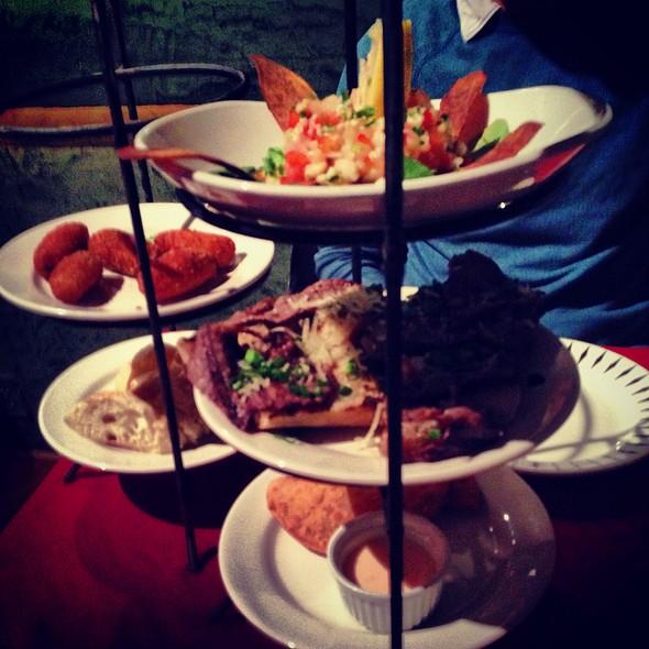 Assorted tapas - Espana Tapas Restaurant, Omaha, NE