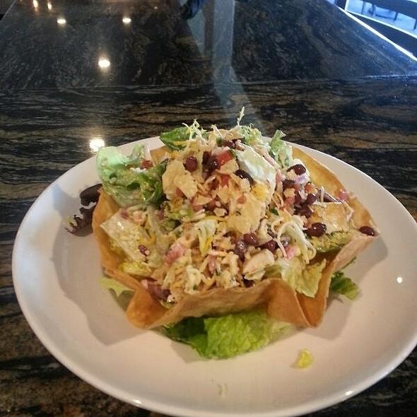 Gaudalaraja Taco Salad Lunch Special - Ignite Bistro, Carlsbad, CA