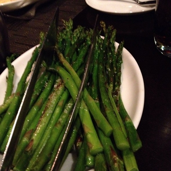 Asparagus - Bloomington Chop House, Bloomington, MN