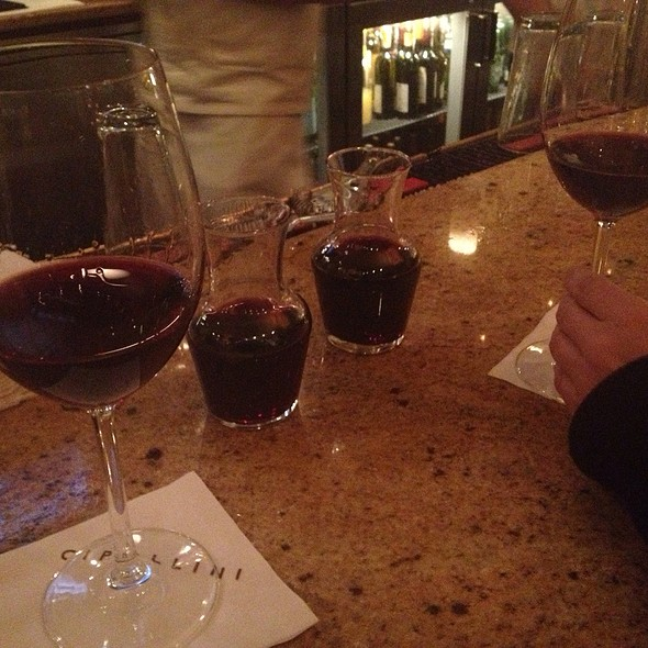 Italian Wine - Cipollini Trattoria and Bar, Manhasset, NY