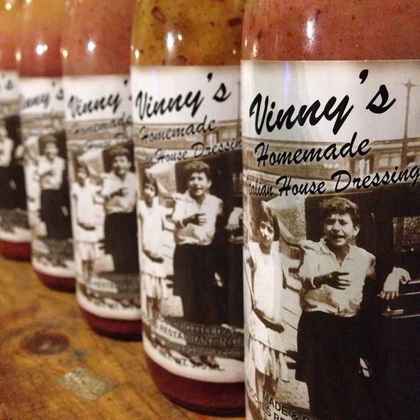 Salad Dressing - Vinny Vanucchi's 'Little Italy' - Galena, Galena, IL