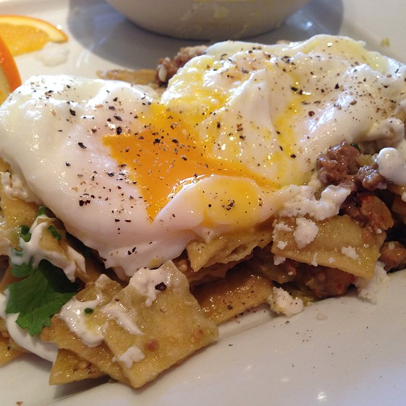 Chilaquiles Egg Porn - Market, St. Helena, CA