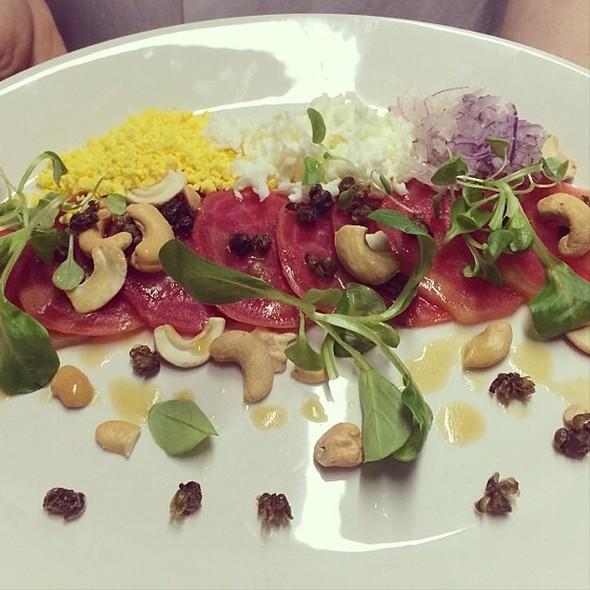 Salt Roasted Beet Salad - The Fireplace, Brookline, MA