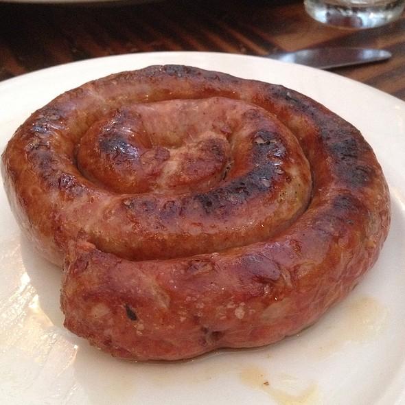 Breakfast Sausage - Uva, New York, NY