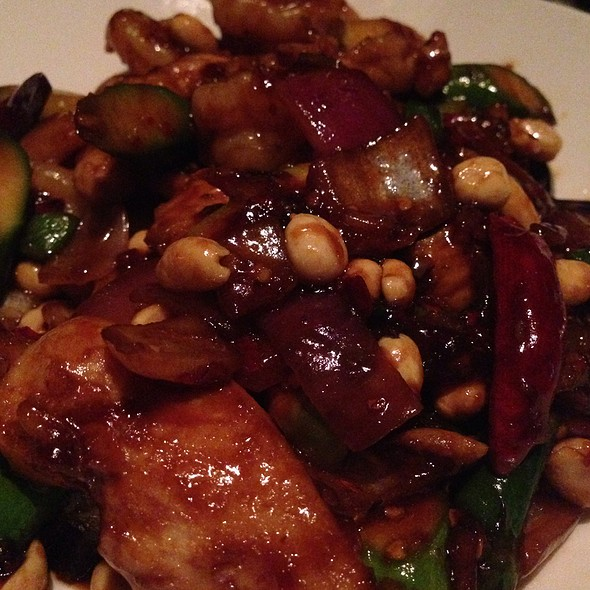 Kung Pao Chicken - Wokcano - Santa Monica, Santa Monica, CA
