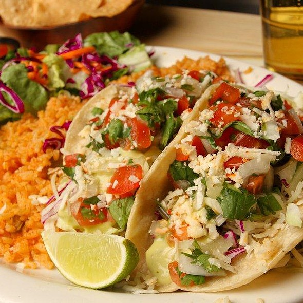 Grilled Mahi Fish Tacos  - Mi Casa, Rancho Santa Margarita, CA