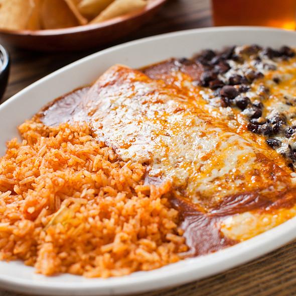 Enchilada Lunch Special - Mi Casa, Rancho Santa Margarita, CA