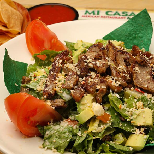 Caesar Salad - Mi Casa, Rancho Santa Margarita, CA
