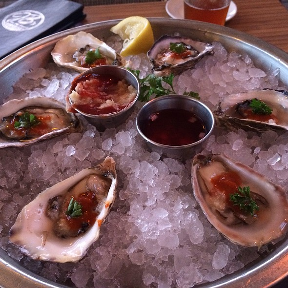 Oysters! - JB's On The Beach, Deerfield Beach, FL