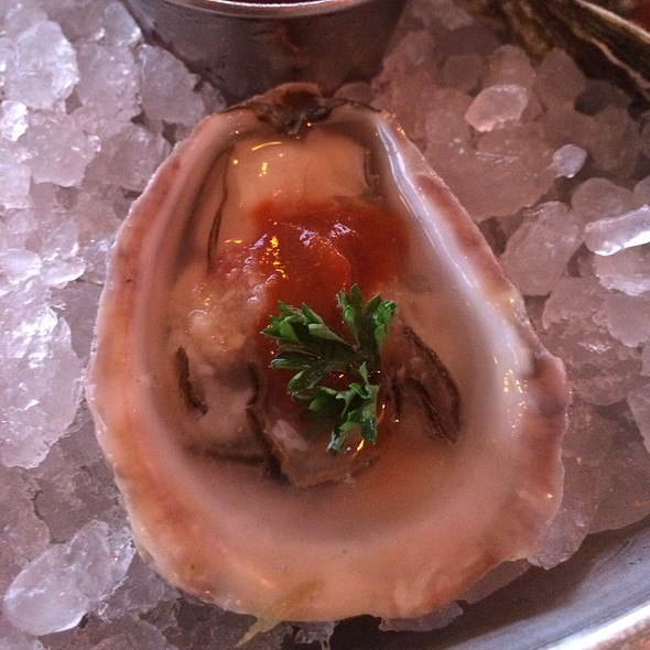 Washington Oysters - JB's On The Beach, Deerfield Beach, FL