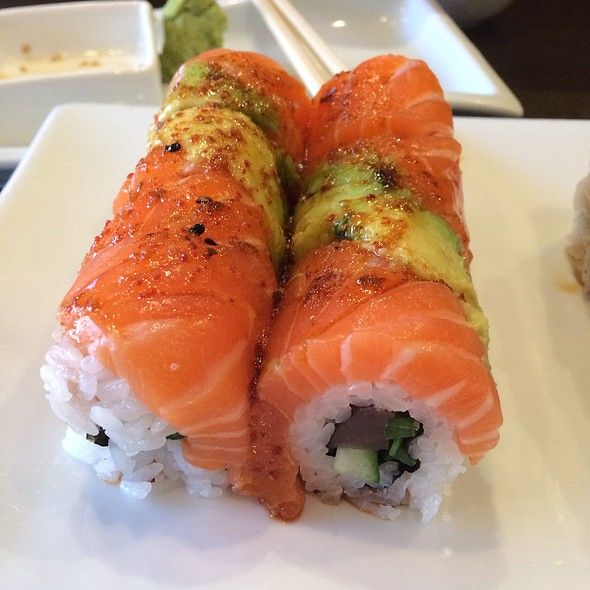 Mile Hai Roll - Sushi Hai, Denver, CO