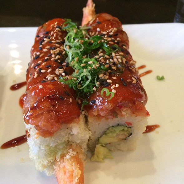 Firecracker Roll - Sushi Hai, Denver, CO