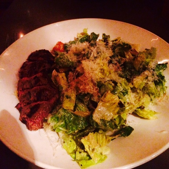 Caesar Salad With Flank Steak - Rustico - Ballston, Arlington, VA